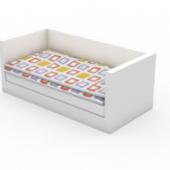 Children's Small Bed Design
