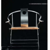 High Quality Iron With Chair