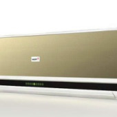 Haier Air Conditioning 2007 Free 3dMax Model