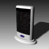 Electrical Speaker Free 3dMax Model