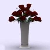Indoor Rose Pot