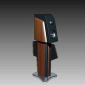 Appliances Speaker Tower Free 3dMax Model