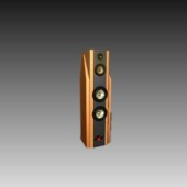 HD Speaker Free 3dMax Model