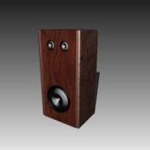 Bass Treble Speaker