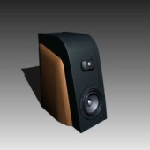 Appliances PC Speaker 3dMax Model