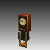 Appliances Speaker 3dMax mOdel