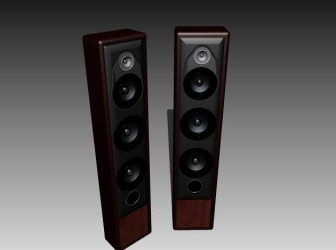 Appliances Home Speaker 3dMax Model