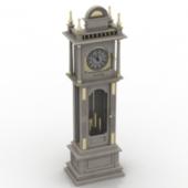 Continental Clock Free 3dmax Model