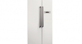 Luxury Two-door Refrigerator Free 3dmax Model