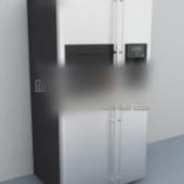 Two-door Refrigerator