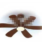 Dormitory Fan Free 3dmax Model