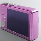 Pink Girls Camera