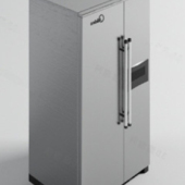 The New Refrigerator Free 3dmax Model