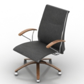 Computer Pulley Chair Free 3dmax Model