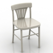 Simple Chair Free 3dmax Model