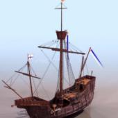 Corsair Free 3dmax Model