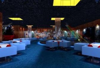 Free 3dmax Model Restaurant
