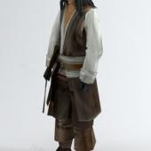Captain Jack Free 3dmax Model