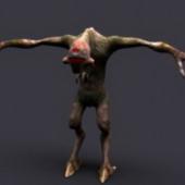 Free 3dmax Model Of Ferocious Beasts