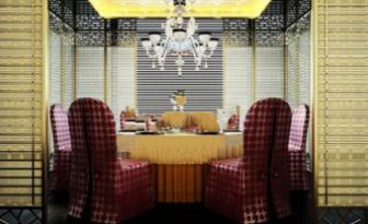 Retro Charm Restaurant