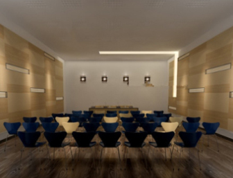 Large Office Conference Room