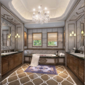 Interior Bathroom Design