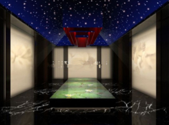 KTV Interior Room