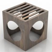Creative Wooden Creative Chair Design