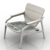 Recumbent Chair Furniture 3dmax Model