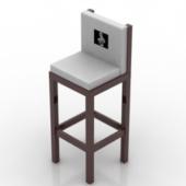 Wooden High Chair Furniture