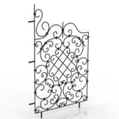 Gorgeous European Style Fence