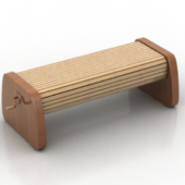 Simple Bench Free 3dmax Model