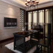 Asia Kitchen Interior