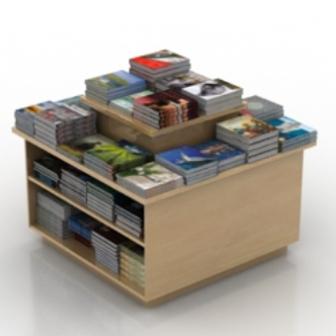 Movable Bookshelf