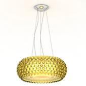 Golden Chandelier Luxury Design