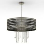 Chandelier Lines Lamp Free 3dmax Model