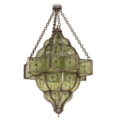 Texture Decoration Chandelier Free 3dmax Model Of
