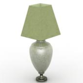 Vintage Bedside Lamp Free 3dmax Model