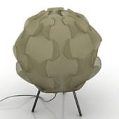 Original Dome Lamp Free 3dmax Model