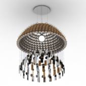 Conference Room Chandelier Free 3dmax Model