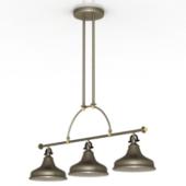 Bronze Chandelier Texture Free 3dmax Model