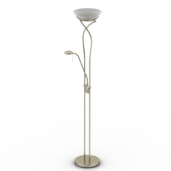 Fashion Free 3dmax Model Standing Lamps