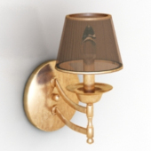 Hotel Bedside Lamp Free 3dmax Model