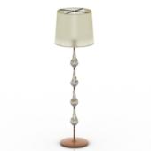 Exquisite Crystal Floor Lamp