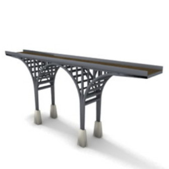 Novel Actual Free 3dmax Model Bridge