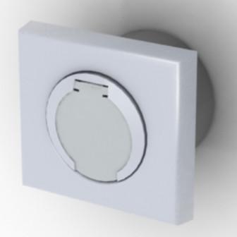 White Smart Converter Free 3dmax Model