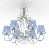 Luxury Blue Dome