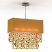 Luxury Chandelier Free 3dmax Model