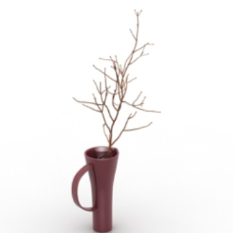 Home Decor Potted Plant