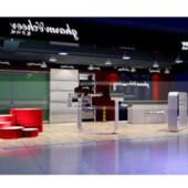 Topic Showroom Free 3dmax Model